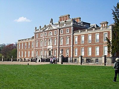 wimpole hall cambridge